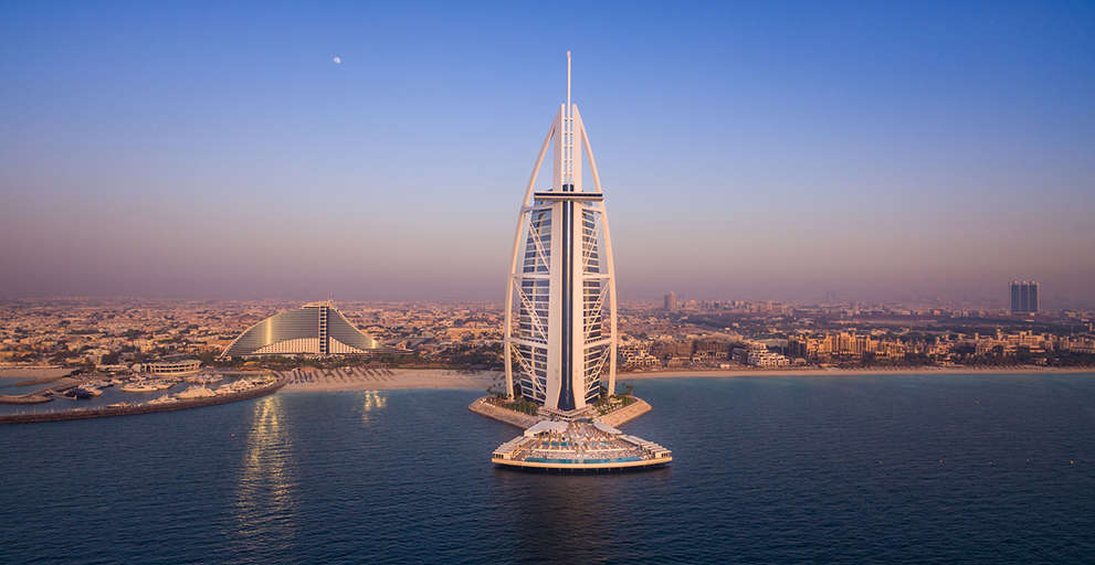 List of 5 Top Rated Dubai Attractions